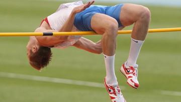 Mistrz Europy w skoku wzwyż zawieszony za doping