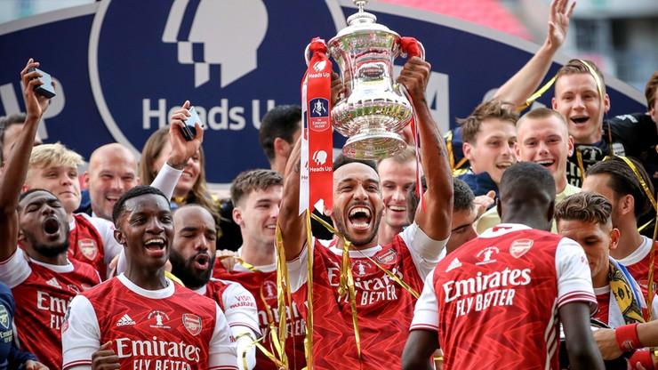 Arsenal z Pucharem Anglii! Finał w cieniu urazów