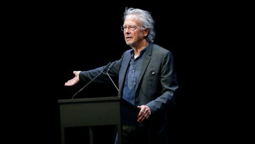 Peter Handke laureatem Literackiego Nobla za rok 2019