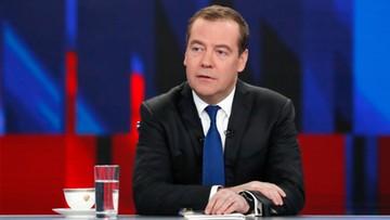Premier Rosji zabrał głos po wykluczeniu jego kraju z igrzysk