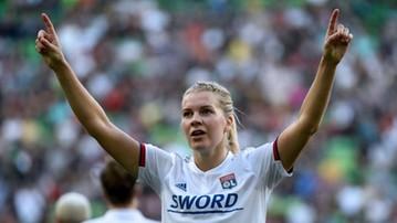 Liga Mistrzyń: Strzelecki rekord Hegerberg