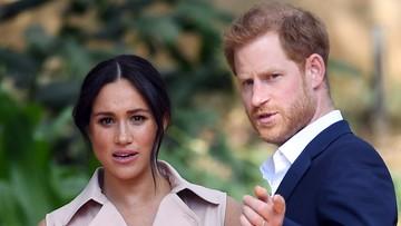 """Harry i Meghan ograniczą swoją rolę w rodzinie królewskiej. """"Chcemy zacząć pracować"""""""