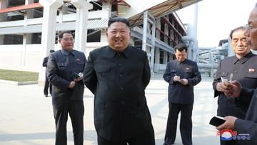 Wymiana ognia na granicy Korei Północnej i Południowej