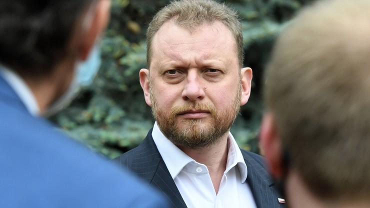 """KO chce prześwietlić oświadczenie majątkowe Szumowskiego. """"Bardziej bałaganiarskie niż Banasia"""""""