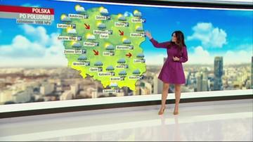 Prognoza pogody - piątek, 27 listopada - rano