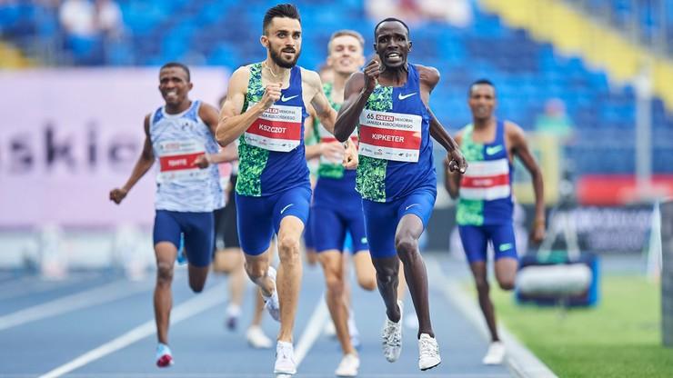 Czołowy kenijski lekkoatleta uciekł przez okno przed kontrolą