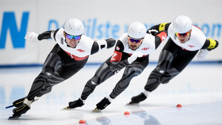 PŚ w łyżwiarstwie szybkim: Polscy sprinterzy w czołówce