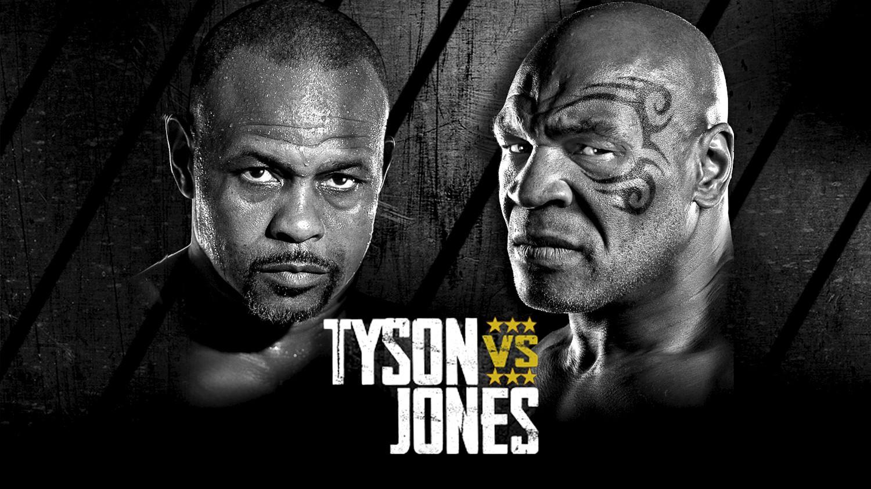 Mike Tyson vs Roy Jones Jr. w Polsacie Sport oraz IPLI