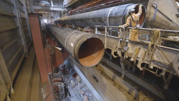 """""""Statek, który ma układać gazociąg jest już w La Manche"""". Co dalej z Nord Stream 2?"""