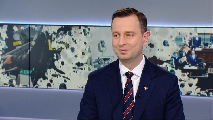 Kosiniak-Kamysz: wróg musi być wewnątrz i na zewnątrz Polski - to filozofia państwa PiS