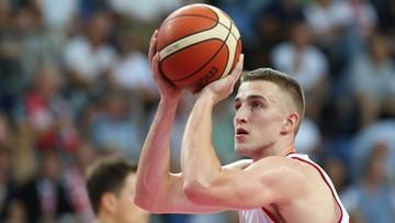 PE koszykarzy: Udany debiut Tomasza Gielo. Wysoka porażka MoraBanc