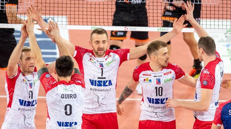 Koniec czarnej serii! Siatkarze BKS Visły Bydgoszcz wygrali po raz pierwszy