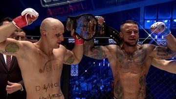 Babilon MMA 12: Remis w mistrzowskim pojedynku. Wyniki i skróty walk