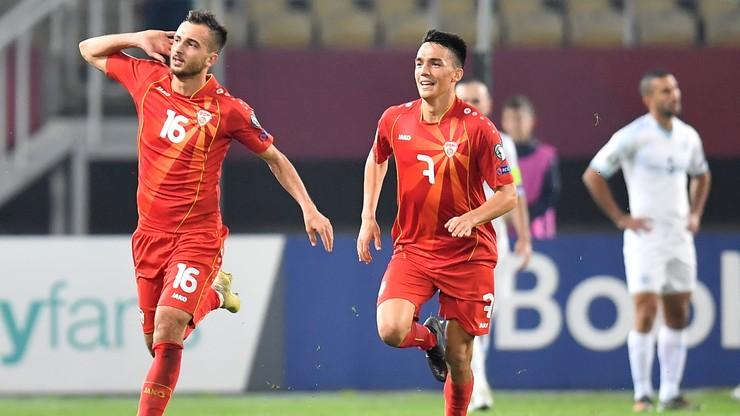 El. Euro 2020: Macedonia Północna pokonała Izrael