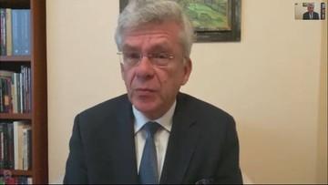 """""""Spadają szanse na wybory 10 maja"""". Karczewski podał najbardziej prawdopodobny termin"""