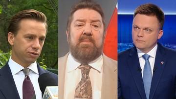 Na kogo głosowali wyborcy Bosaka, Hołowni i Żółtka?