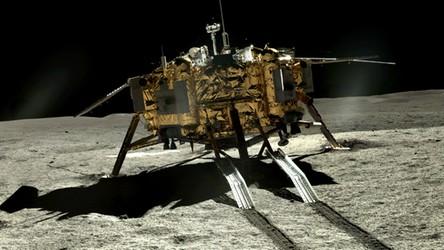 27.01.2020 05:00 Chińczycy opublikowali świetnej jakości zdjęcia z niewidocznej z Ziemi strony Księżyca