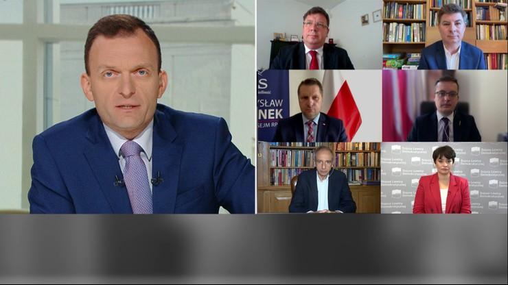 """""""Prezydent wyciąga rękę, którą wcześniej spoliczkował"""". Żukowska w """"Śniadaniu w Polsat News"""""""