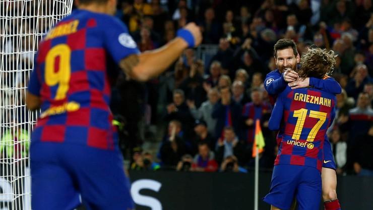 Liga Mistrzów: Barcelona bezlitosna dla Borussii w hicie!