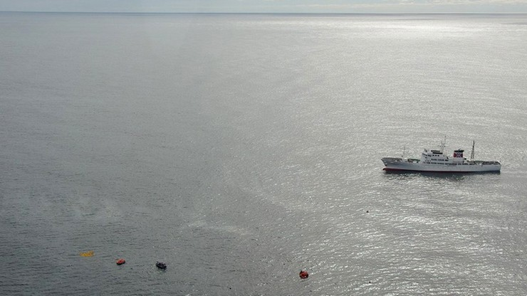 Zatonęła północnokoreańska łódź rybacka. Około 60 osób uratowali Japończycy