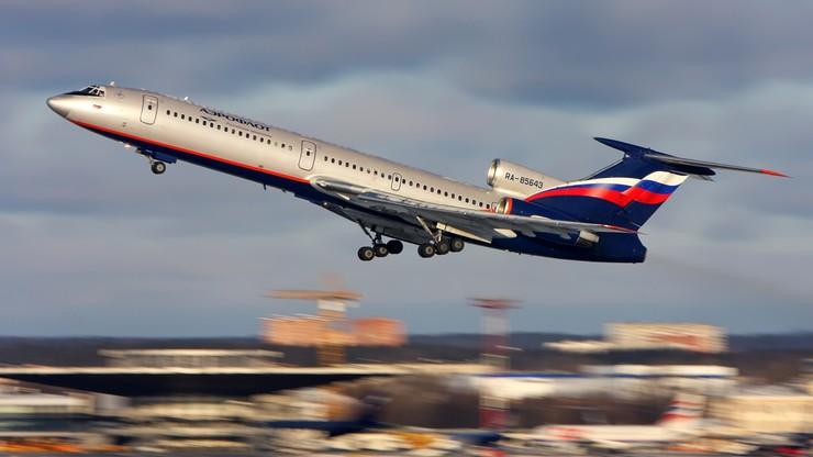 Awaryjne lądowanie rosyjskiego samolotu. Pilot zmarł na zawał serca