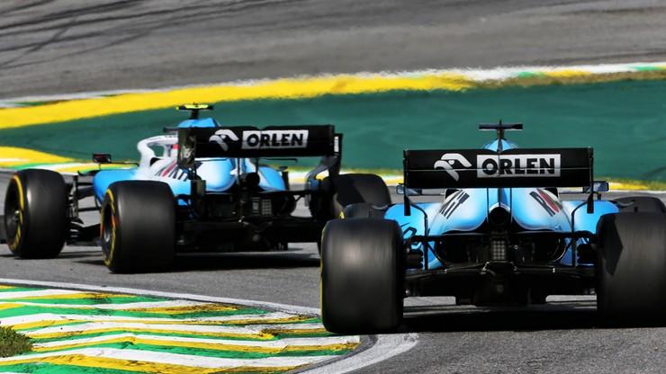 GP Abu Zabi: Kubica ostatni na trzecim treningu, Verstappen najszybszy