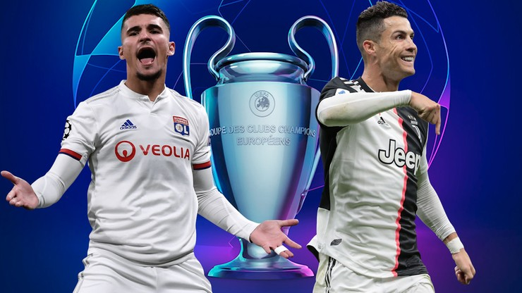 Liga Mistrzów: Olympique Lyon - Juventus FC. Relacja i wynik na żywo