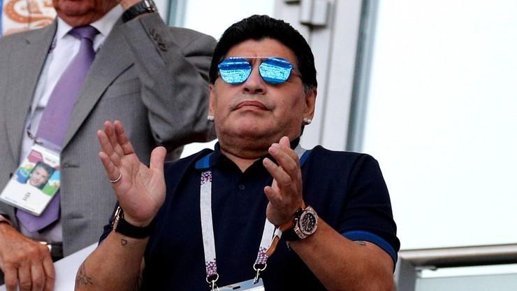 Maradona nie jest już trenerem Gimnasii La Plata