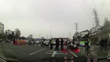 Wuhan opustoszało. Blokady na ulicach