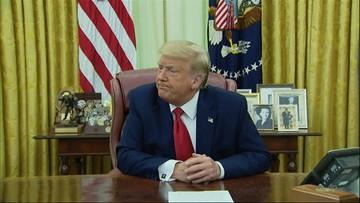 """""""Statystki są mylące"""". Trump zapewnia, że pandemia jest pod kontrolą"""