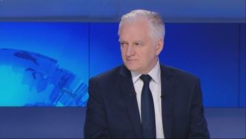 """""""Zdziczenie obyczajów politycznych"""". Gowin krytykuje opozycję ws. Turczynowicz-Kieryłło"""