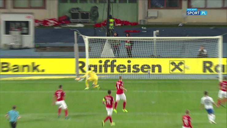Austria - Izrael 0:1. Piękny gol Zahaviego