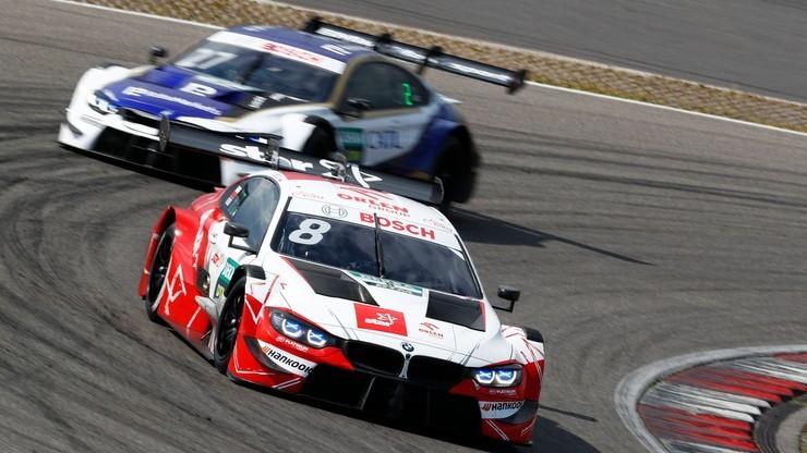 Seria DTM:  Awaria samochodu Kubicy na Nuerburgringu! Zwycięstwo Nico Muellera