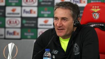 Trener Standardu przed meczem z Lechem: Straciliśmy kapitana i najlepszego obrońcę