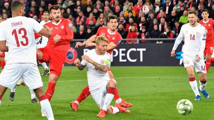 El. Euro 2020: Dania - Szwajcaria. Transmisja w Polsacie Sport Extra