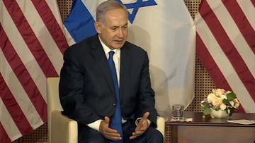 """Premier Izraela postawiony w stan oskarżenia. """"Zamach stanu"""""""