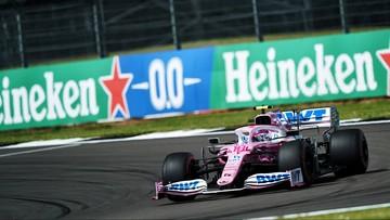 Formuła 1: Racing Point spadł na szóstą pozycję w klasyfikacji konstruktorów