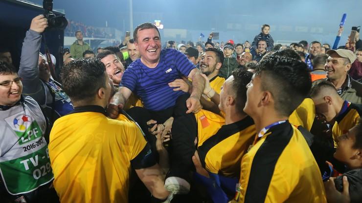 Gheorghe Hagi nie jest już trenerem Viitorulu Konstanca