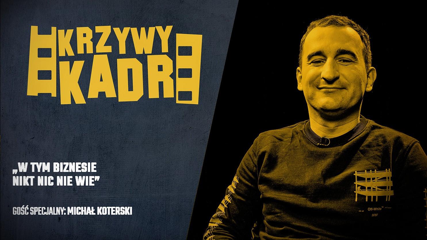 """""""Krzywy kadr"""": Michał Koterski gościem czwartego odcinka"""