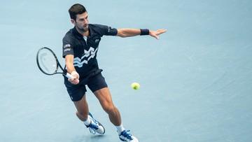 ATP w Wiedniu: Porażka Djokovica z pogromcą Hurkacza
