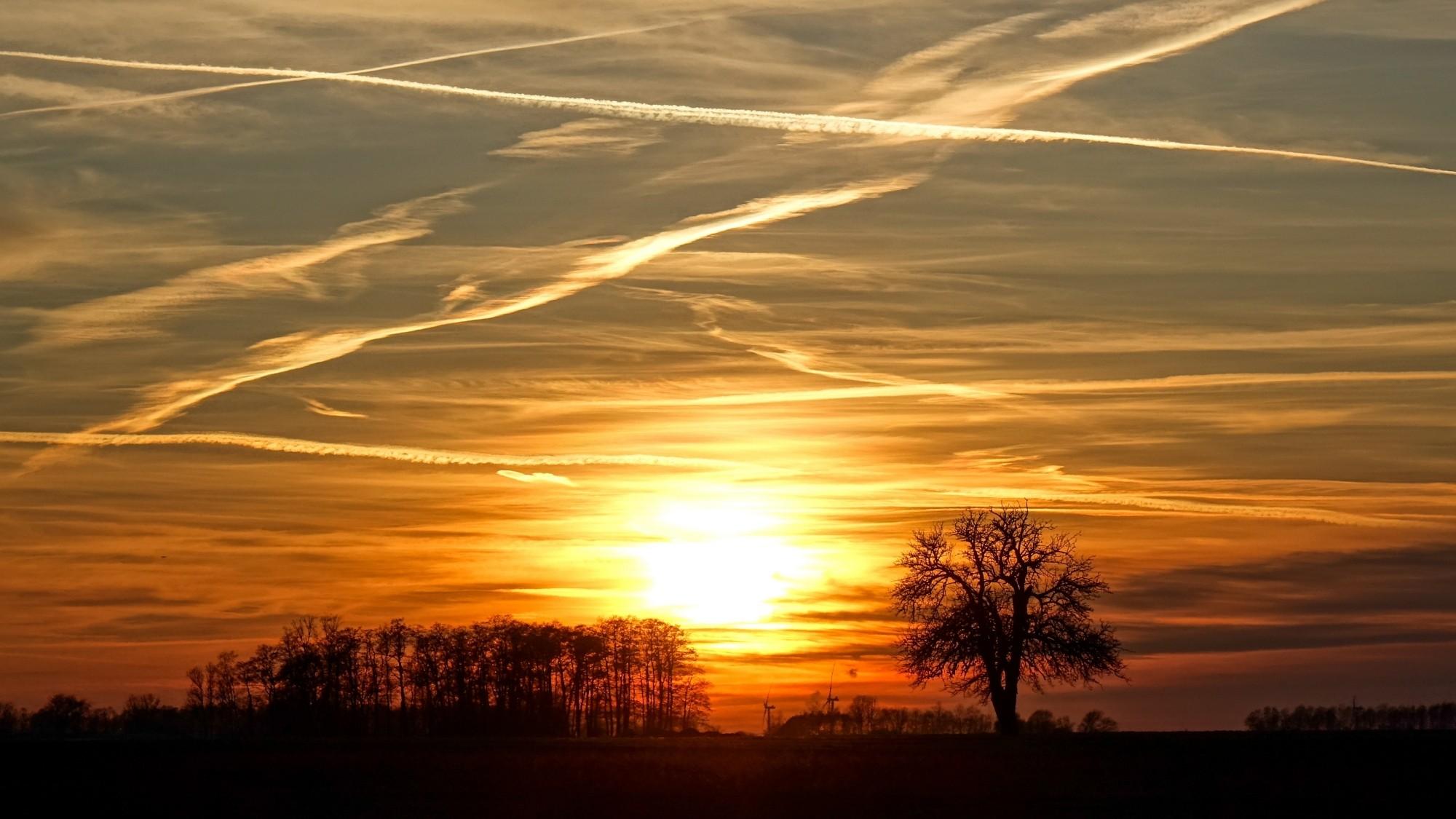 Romantyczne zachody Słońca - zdjęcie 1