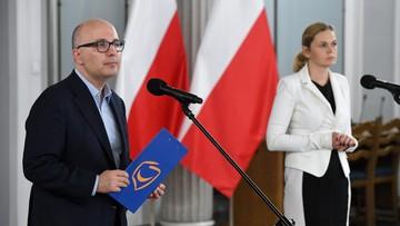 """""""Proponujemy tryb mieszany"""". KO o wyborach"""