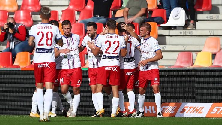 PKO BP Ekstraklasa: Pierwsze zwycięstwo Podbeskidzia