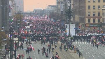 Wiceminister zdrowia: brak udziału w Marszu Niepodległości przejawem patriotyzmu