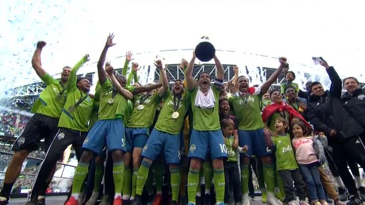 MLS Cup 2019: Piłkarze Seattle Sounders wygrali wielki finał