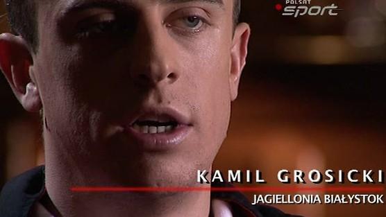 Kulisy sportu - wywiady Romana Kołtonia: Kamil Grosicki