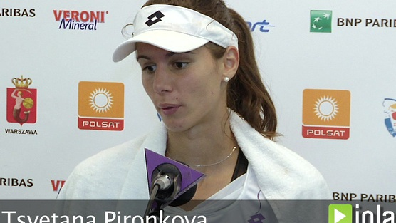 Tsvetana Pironkova (BUL) - wywiad