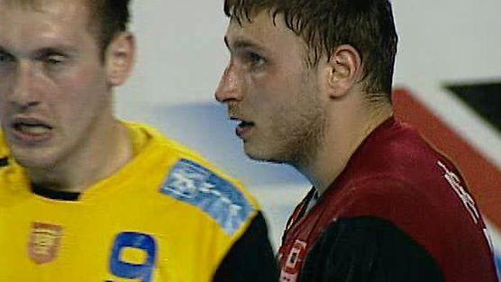 KS VIVE Targi Kielce - MMTS Kwidzyn I połowa, mecz nr.1
