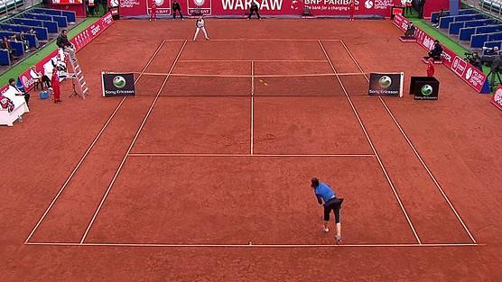 M. Domachowska (POL) vs K. Piter (POL)