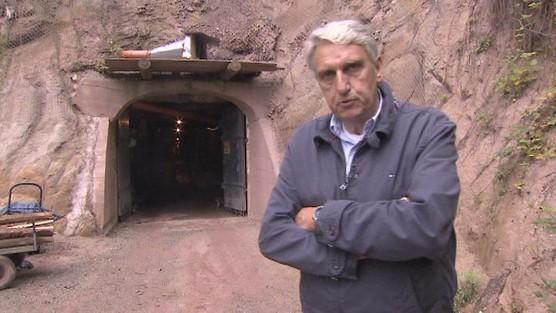 Skarby III Rzeszy -  Korytarze wokół grobowców